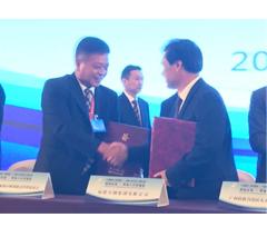 南宁市常委签订自治区重大项目投资协议
